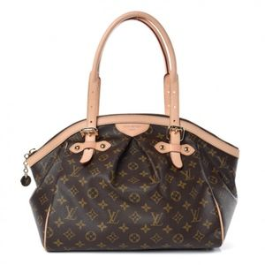 100% Authentic Louis Vuitton Mono Tivoli GM M40144